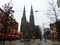 Εκκλησία του ST Catherine στο Αϊντχόβεν Στοκ Εικόνα