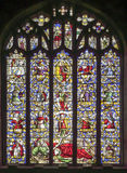 Εκκλησία του ST Dyfnog, Llanrhaeadr, Ουαλία Στοκ Φωτογραφίες