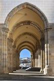 Εκκλησία του ST Francis στη Evora, Πορτογαλία Στοκ Εικόνα