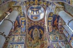Εκκλησία του ST George σε Oplenac, Σερβία Στοκ φωτογραφία με δικαίωμα ελεύθερης χρήσης