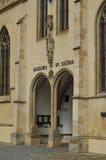 Εκκλησία του ST Gilles στοκ εικόνα με δικαίωμα ελεύθερης χρήσης