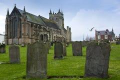 Εκκλησία του ST Hilda, ακρωτήριο, hartlepool στοκ εικόνα με δικαίωμα ελεύθερης χρήσης