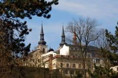 Εκκλησία του ST James ο μεγαλύτερος σε Jihlava, τσεχικά Στοκ φωτογραφία με δικαίωμα ελεύθερης χρήσης