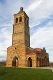 Εκκλησία του ST James στην πέτρα Στοκ Φωτογραφία