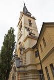 Εκκλησία του ST James στο Λουμπλιάνα Στοκ εικόνα με δικαίωμα ελεύθερης χρήσης