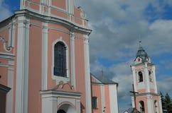 Εκκλησία του ST John η βαπτιστική καθολική εκκλησία Στοκ φωτογραφία με δικαίωμα ελεύθερης χρήσης