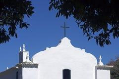Εκκλησία του ST John ο βαπτιστικός, σε Trancoso, Bahia Στοκ Εικόνες