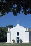Εκκλησία του ST John ο βαπτιστικός, σε Trancoso, Bahia Στοκ φωτογραφία με δικαίωμα ελεύθερης χρήσης