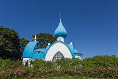 Εκκλησία του ST John Kronstadt Στοκ εικόνα με δικαίωμα ελεύθερης χρήσης