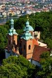 Εκκλησία του ST Lawrence Στοκ Εικόνα