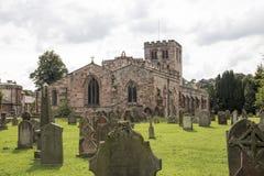 Εκκλησία του ST Lawrence, Appleby, Westmorland, Cumbria, UK Στοκ Φωτογραφίες