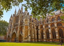 Εκκλησία του ST Margaret μοναστήρι του Westminster του Λονδίνου Στοκ φωτογραφία με δικαίωμα ελεύθερης χρήσης