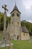 Εκκλησία του ST Margaret, ουαλλέζικο Bicknor Στοκ φωτογραφία με δικαίωμα ελεύθερης χρήσης