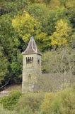 Εκκλησία του ST Margaret, ουαλλέζικο Bicknor Στοκ εικόνα με δικαίωμα ελεύθερης χρήσης