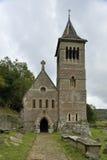 Εκκλησία του ST Margaret, ουαλλέζικο Bicknor Στοκ εικόνες με δικαίωμα ελεύθερης χρήσης