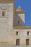 Εκκλησία του ST MaryÂ, Alhambra, Ισπανία Στοκ Φωτογραφίες