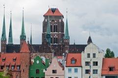 Εκκλησία του ST Mary Στοκ φωτογραφίες με δικαίωμα ελεύθερης χρήσης
