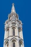 Εκκλησία του ST Matthias στη Βουδαπέστη, Ουγγαρία Στοκ Εικόνες