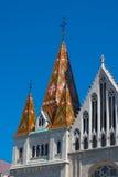 Εκκλησία του ST Matthias στη Βουδαπέστη, Ουγγαρία Στοκ φωτογραφία με δικαίωμα ελεύθερης χρήσης