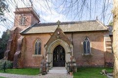 Εκκλησία του ST Michael και όλων των αγγέλων Στοκ εικόνες με δικαίωμα ελεύθερης χρήσης