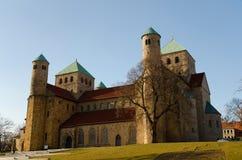 Εκκλησία του ST Michael, Χίλντεσχαιμ Στοκ φωτογραφία με δικαίωμα ελεύθερης χρήσης
