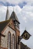 Εκκλησία του ST Michael ` s σε Lewes στοκ εικόνα