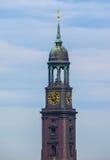 Εκκλησία του ST Michaelis (ST Michael) στο Αμβούργο hdr Στοκ φωτογραφία με δικαίωμα ελεύθερης χρήσης