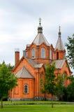Εκκλησία του ST Nicholas στοκ εικόνες με δικαίωμα ελεύθερης χρήσης