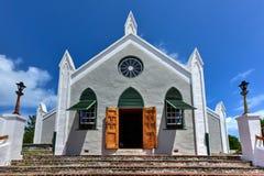 Εκκλησία του ST Peter - Βερμούδες Στοκ φωτογραφία με δικαίωμα ελεύθερης χρήσης