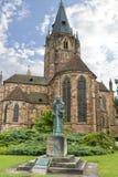 Εκκλησία του ST Peter και του ST Paul στο ιστορικό κέντρο Στοκ φωτογραφία με δικαίωμα ελεύθερης χρήσης