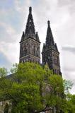 Εκκλησία του ST Peter και του ST Paul Στοκ φωτογραφία με δικαίωμα ελεύθερης χρήσης