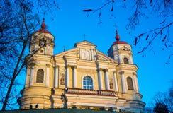 Εκκλησία του ST Peter και του ST Paul Στοκ εικόνες με δικαίωμα ελεύθερης χρήσης