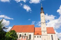 Εκκλησία του ST Peter και του ST Paul ` s σε Zittau Στοκ φωτογραφίες με δικαίωμα ελεύθερης χρήσης