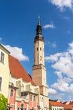Εκκλησία του ST Peter και του ST Paul ` s σε Zittau Στοκ εικόνα με δικαίωμα ελεύθερης χρήσης