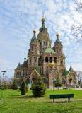 Εκκλησία του ST Peter και Paul Στοκ εικόνες με δικαίωμα ελεύθερης χρήσης