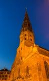 Εκκλησία του ST Peter στη Ρήγα Στοκ Εικόνες