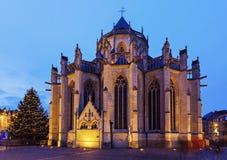 Εκκλησία του ST Peter στο Λουβαίν Στοκ εικόνες με δικαίωμα ελεύθερης χρήσης