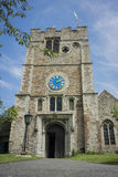 Εκκλησία του ST Peter & του ST Paul, Appledore Στοκ Φωτογραφίες