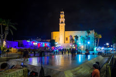Εκκλησία του ST Peter, Jaffa στοκ φωτογραφίες με δικαίωμα ελεύθερης χρήσης