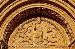 Εκκλησία του ST Trophimus, Arles, Γαλλία Στοκ φωτογραφία με δικαίωμα ελεύθερης χρήσης