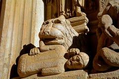 Εκκλησία του ST Trophimus, Arles, Γαλλία Στοκ Φωτογραφία