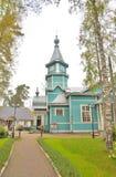 Εκκλησία των ίσος--ο-αποστόλων του ST Βλαντιμίρ Στοκ φωτογραφία με δικαίωμα ελεύθερης χρήσης