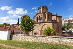 Εκκλησία των δώδεκα αποστόλων, Θεσσαλονίκη, Ελλάδα Στοκ εικόνα με δικαίωμα ελεύθερης χρήσης