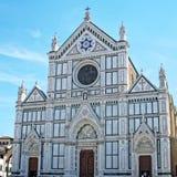 Εκκλησία Φλωρεντία Ιταλία στοκ εικόνες