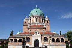 Εκκλησία Χριστού ο βασιλιάς στο Ζάγκρεμπ Στοκ φωτογραφία με δικαίωμα ελεύθερης χρήσης