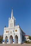Εκκλησία Χριστού στην Ταϊλάνδη Στοκ Εικόνες