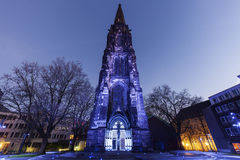 Εκκλησία Χριστού στο Μπόχουμ Στοκ φωτογραφίες με δικαίωμα ελεύθερης χρήσης