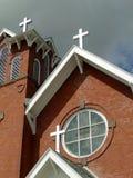 1912 εκκλησία ύφους Italianate Στοκ φωτογραφίες με δικαίωμα ελεύθερης χρήσης