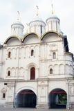 εκκλησία δώδεκα αποστόλων γενική όψη Κρεμλίνο Μόσχα Στοκ Εικόνες