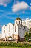 Εκκλησία Annunciation Βιτσέμπσκ Στοκ Φωτογραφία